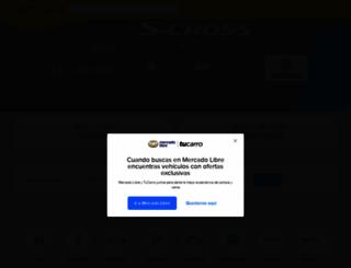 tucarro.com.co screenshot