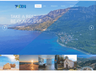 tucepi.com screenshot