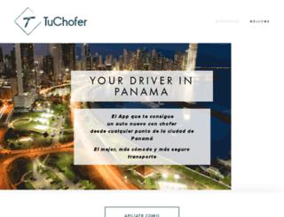 tuchofer.com screenshot
