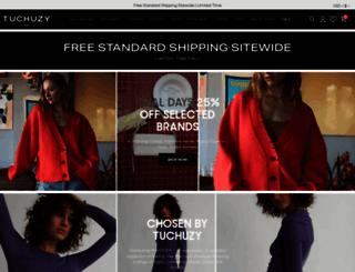 tuchuzy.com screenshot