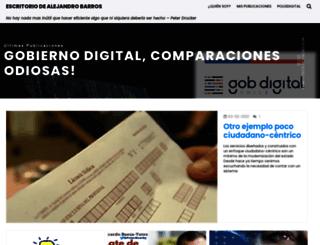 tucinecom.bligoo.com screenshot