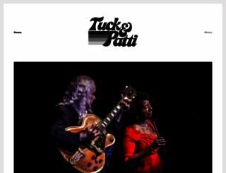 tuckandpatti.com screenshot