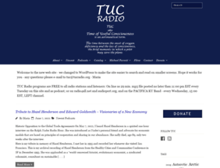 tucradio.org screenshot