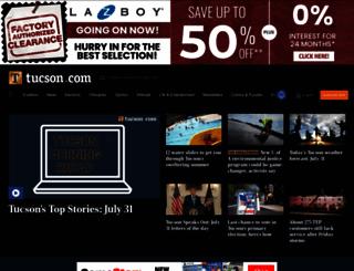 tucson.com screenshot