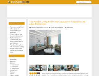 tucsonhomemag.com screenshot