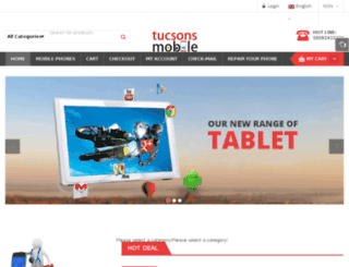 tucsonsmobile.com.ng screenshot