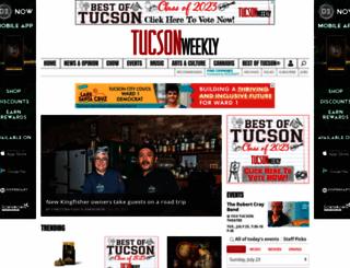 tucsonweekly.com screenshot