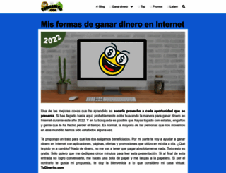 tudinerito.com screenshot