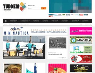 tudoemcaragua.com.br screenshot