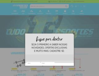 tudoesportes.com.br screenshot