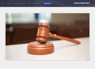 tueletemps.net screenshot