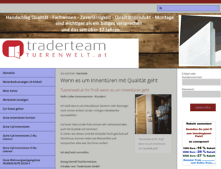 tuerenwelt.at screenshot