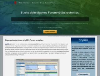 tuerkeiforum.phpbb8.de screenshot