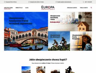 tueuropa.pl screenshot