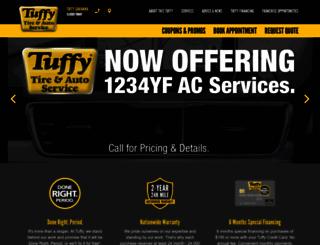 tuffygahanna.com screenshot