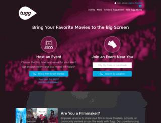 tugg.com screenshot
