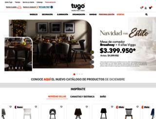 tugo.co screenshot
