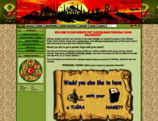 tugra-style.com screenshot