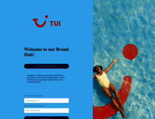 tui-brandnet.com screenshot