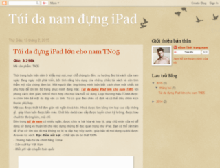 tuidanamdungipad.blogspot.com screenshot