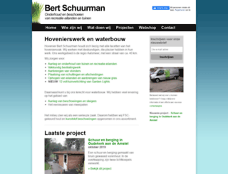tuin-en-beschoeiing.nl screenshot