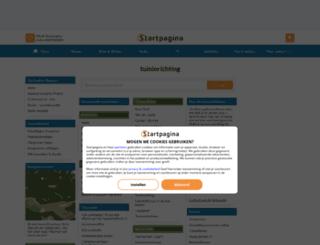 tuininrichting.startpagina.nl screenshot