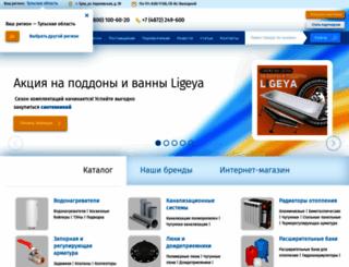 tula.elfgroup.ru screenshot