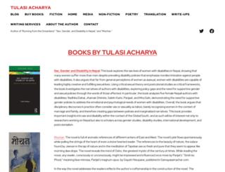 tulasiacharya.com screenshot