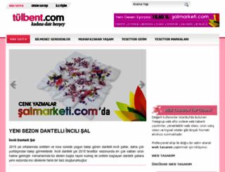 tulbent.com screenshot