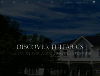 tulfarrishotel.com screenshot