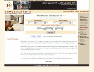 tulip-inn-dam-square.hotel-rez.com screenshot