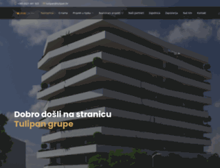 tulipangrupa.com screenshot