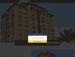 tulipinnalkhobar.com screenshot