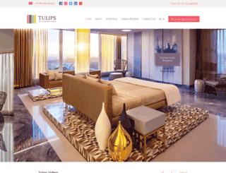 tulips.design screenshot