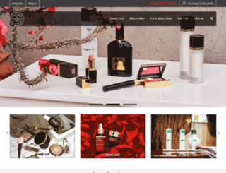 tulipshop.net screenshot