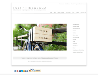 tuliptreesaga.com screenshot