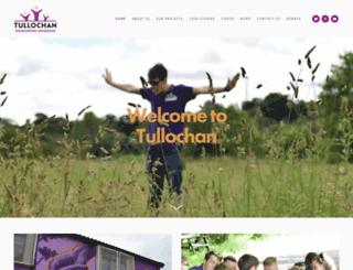 tullochan.org screenshot