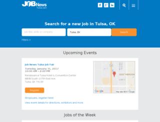 tulsa.jobnewsusa.com screenshot