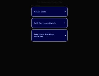 tulsavaporstore.com screenshot
