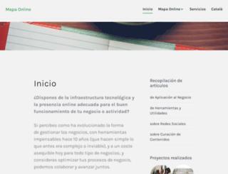 tumapaonline.wordpress.com screenshot