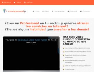 tumarcapersonalya.com screenshot