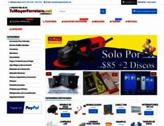 tumayorferretero.net screenshot