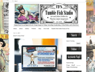tumblefishstudio.blogspot.com screenshot