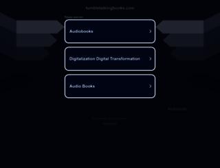 tumbletalkingbooks.com screenshot