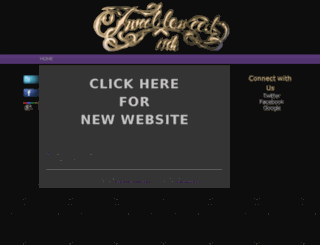 tumbleweedinktattoo.com screenshot