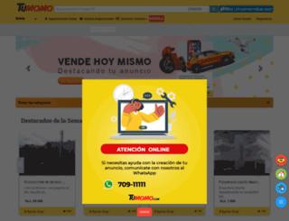 tumomo.com screenshot
