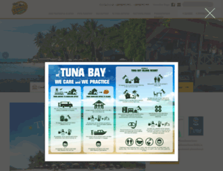 tunabay.com.my screenshot