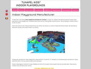 tunapel.com screenshot