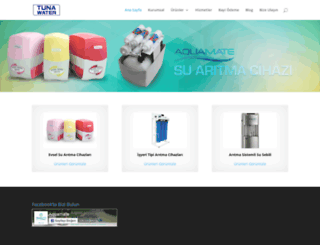 tunasuaritma.com screenshot