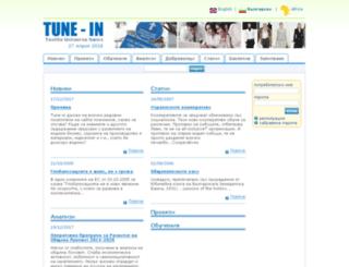 tune-in.info screenshot